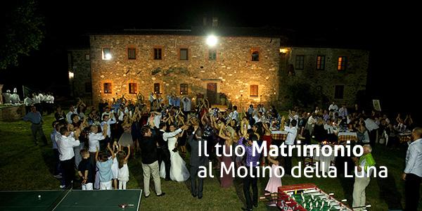 agriturismo matrimonio toscana